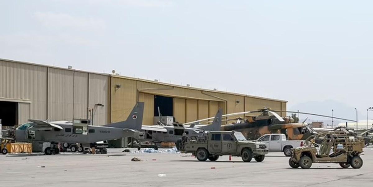 دیلی میل: قدرت آتش هوایی طالبان از یک سوم اعضای ناتو بیشتر شده است