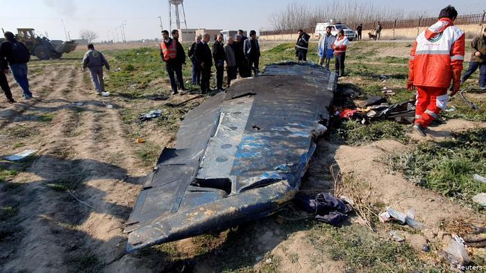 روایت کییف از توافق های به دست آمده با تهران در مورد ماجرای هواپیمای اوکراینی