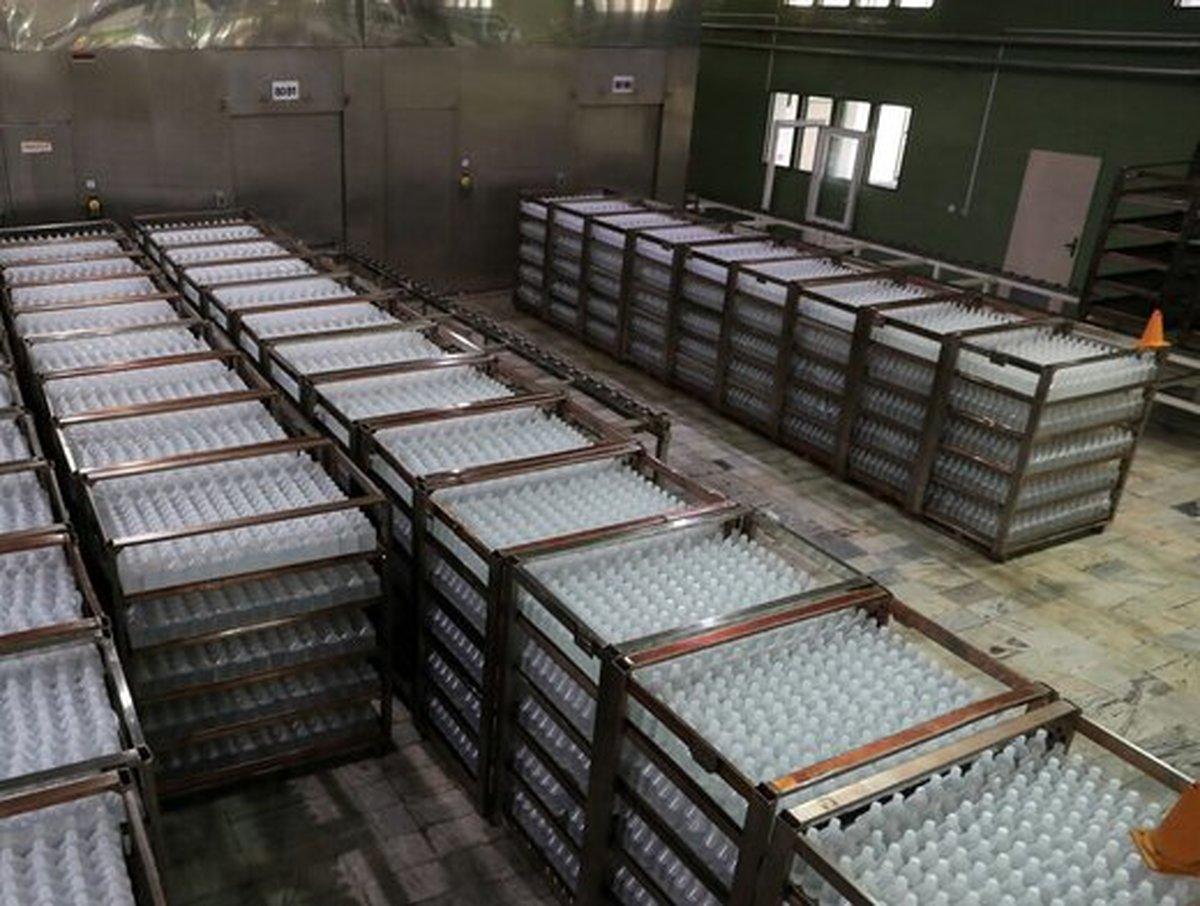 کامیونهای سرم موجود در گمرک شهریار فاقد مجوز واردات از وزارت بهداشت