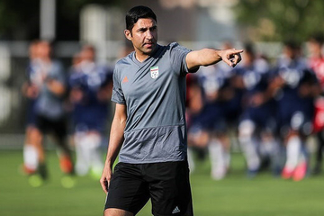 حضور وحید هاشمیان در تیم ملی ۹۵ درصد قطعی شده است