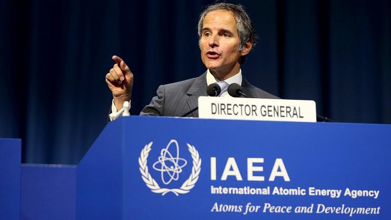 گروسی  | احداث سایت جدید هستهای زیرِزمینی ایران در نطنز
