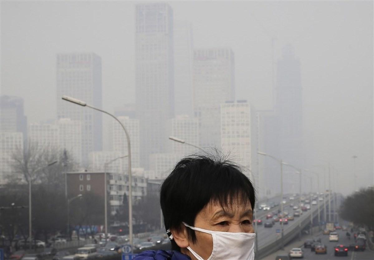 آلودگی هوا، چهارمین علت مهم مرگ زودرس در دنیا