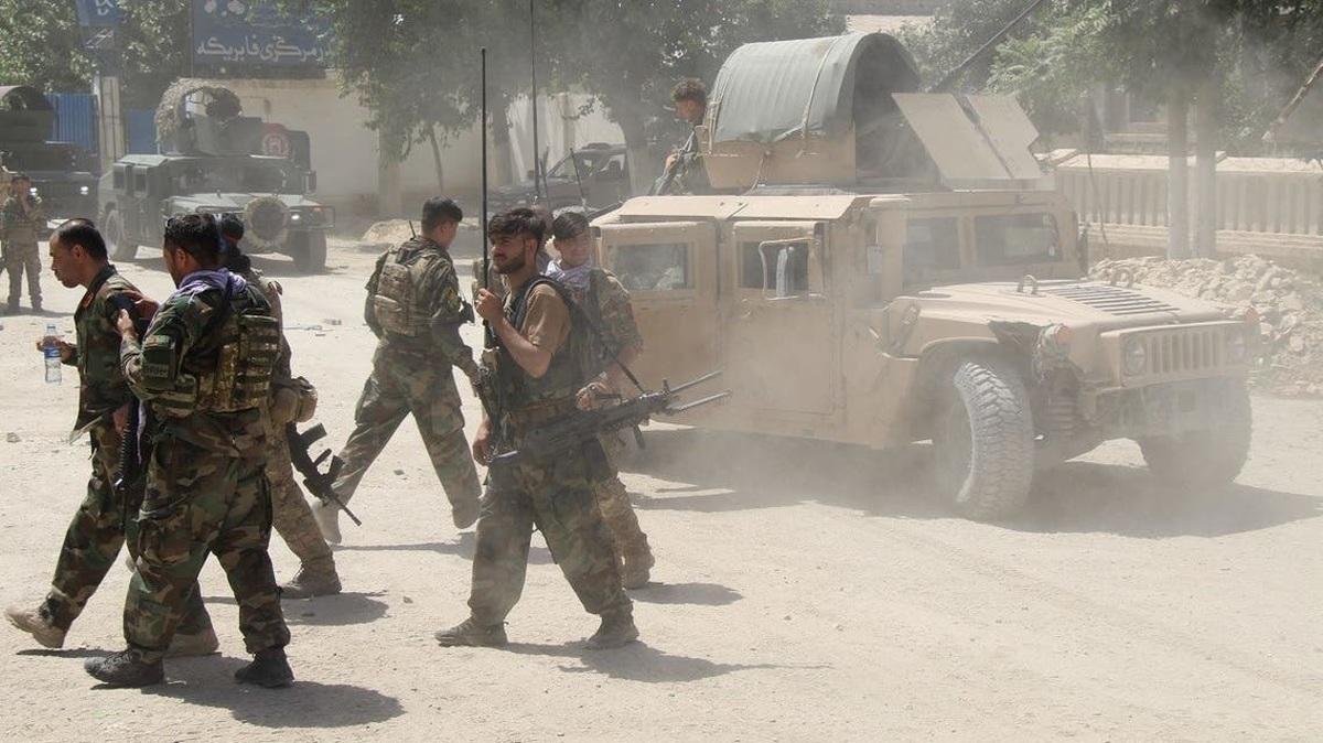 جنگ افغانستان؛ آوارگی هزاران افغان