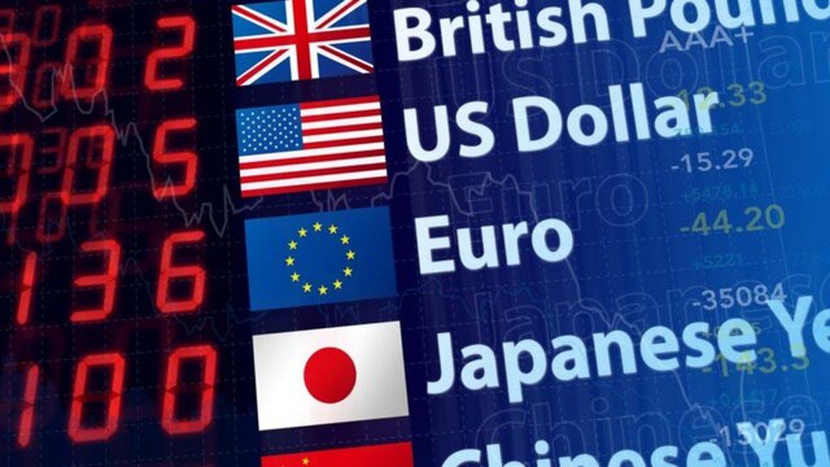 ایست دلار در معاملات خارجی