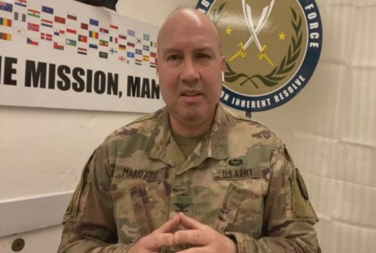ائتلاف آمریکایی ادعای عراق را تکذیب کرد