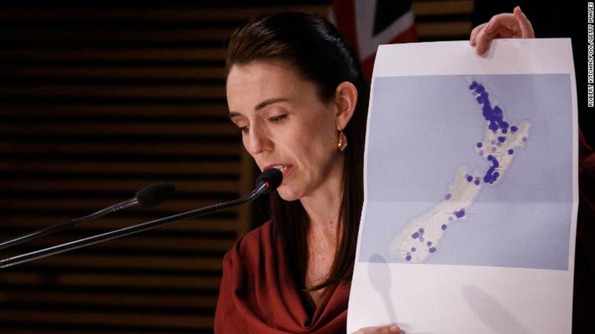 طغیان دلتا کرونا در نیوزیلند با وجود قرنطینه سراسری