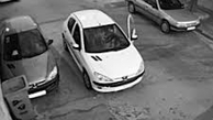 سرقت خودرو به همراه یک نوزاد در تهران