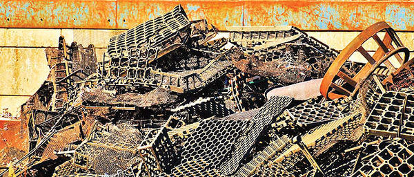 صنعت فولادسازی  | افت واردات قراضه ترکیه