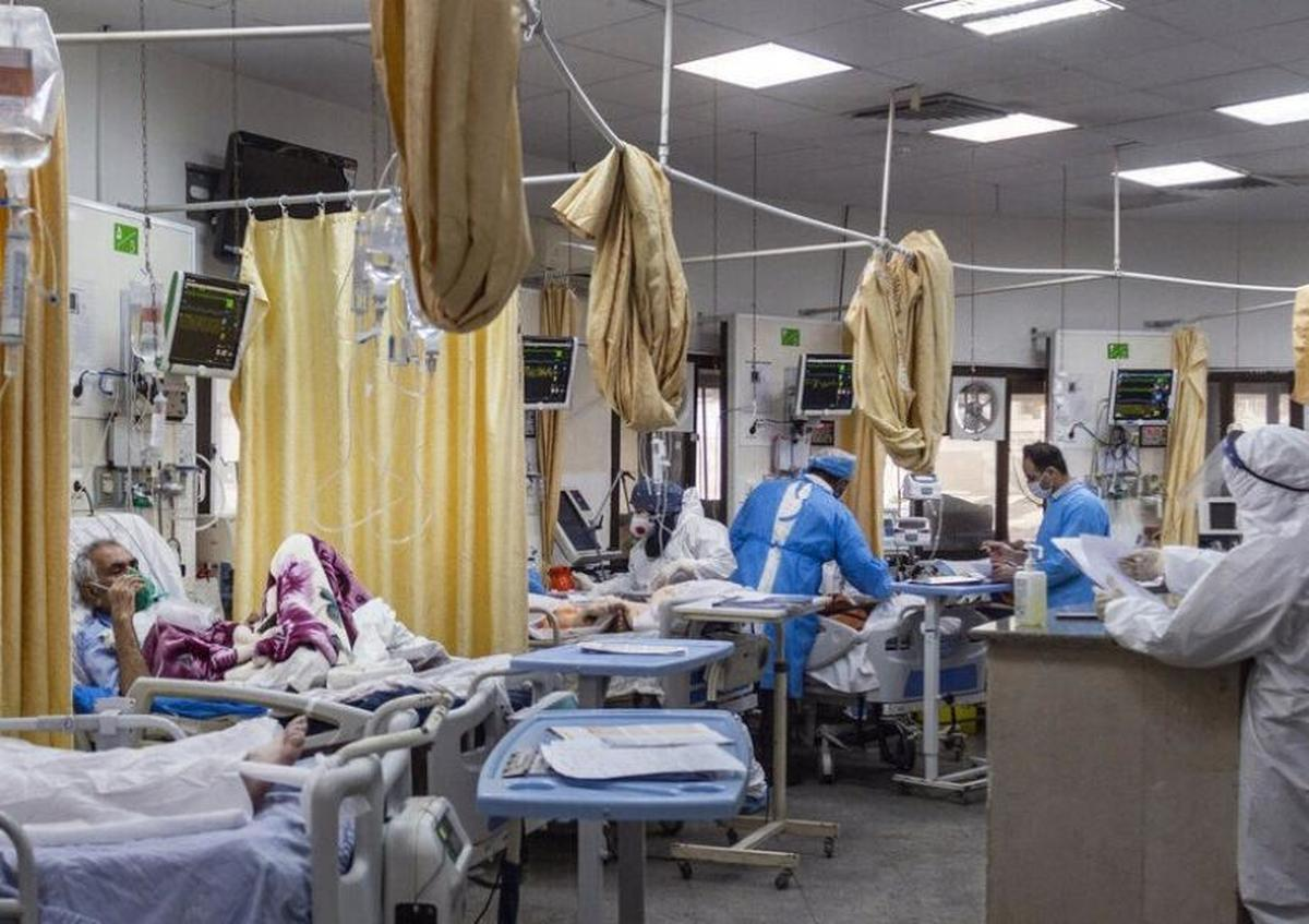 شرایط بسیار خطرناک      آخرین وضعیت کرونا در تهران