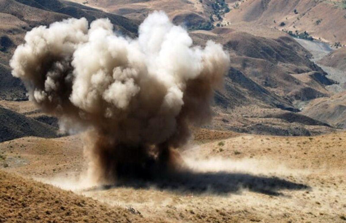 انفجار | مین به جا مانده از جنگ تحمیلی باز هم حادثه آفرید
