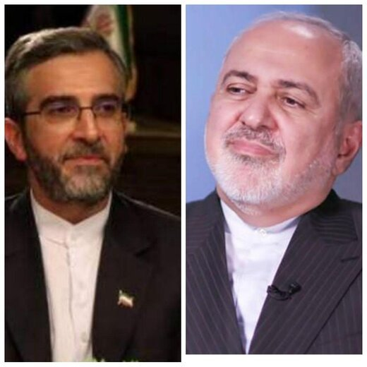 ظریف با دبیر ستاد حقوق بشر دیدار کرد