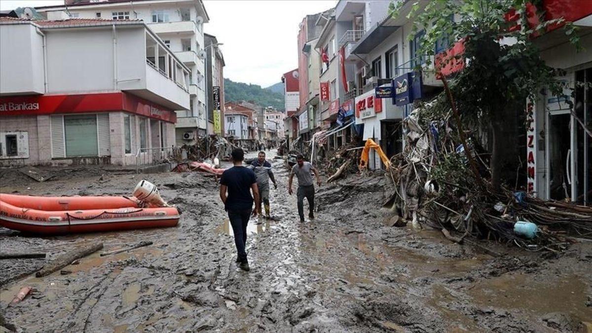 تعداد کشتهشدگان سیل در ترکیه به ۴۰ نفر رسید