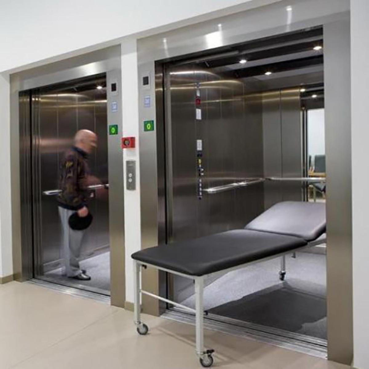 تنها 20 درصد آسانسور مراکز درمانی استاندارد میباشند