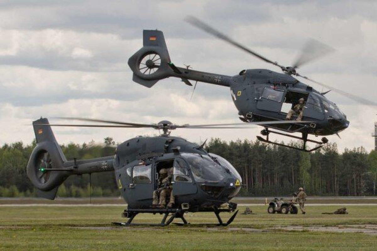 آلمان دو فروند بالگرد سبک را به پایتخت افغانستان اعزام می کند