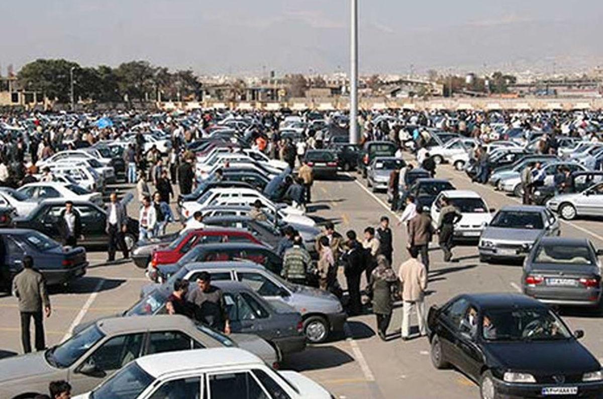 افزایش قیمت محسوس در بازار خودرو| افزایش قیمت 10 تا 15 میلیونی در دو روز اخیر