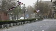وزش باد شدید در بخشهایی از تهران | هوای پایتخت در شرایط ناسالم برای گروههای حساس