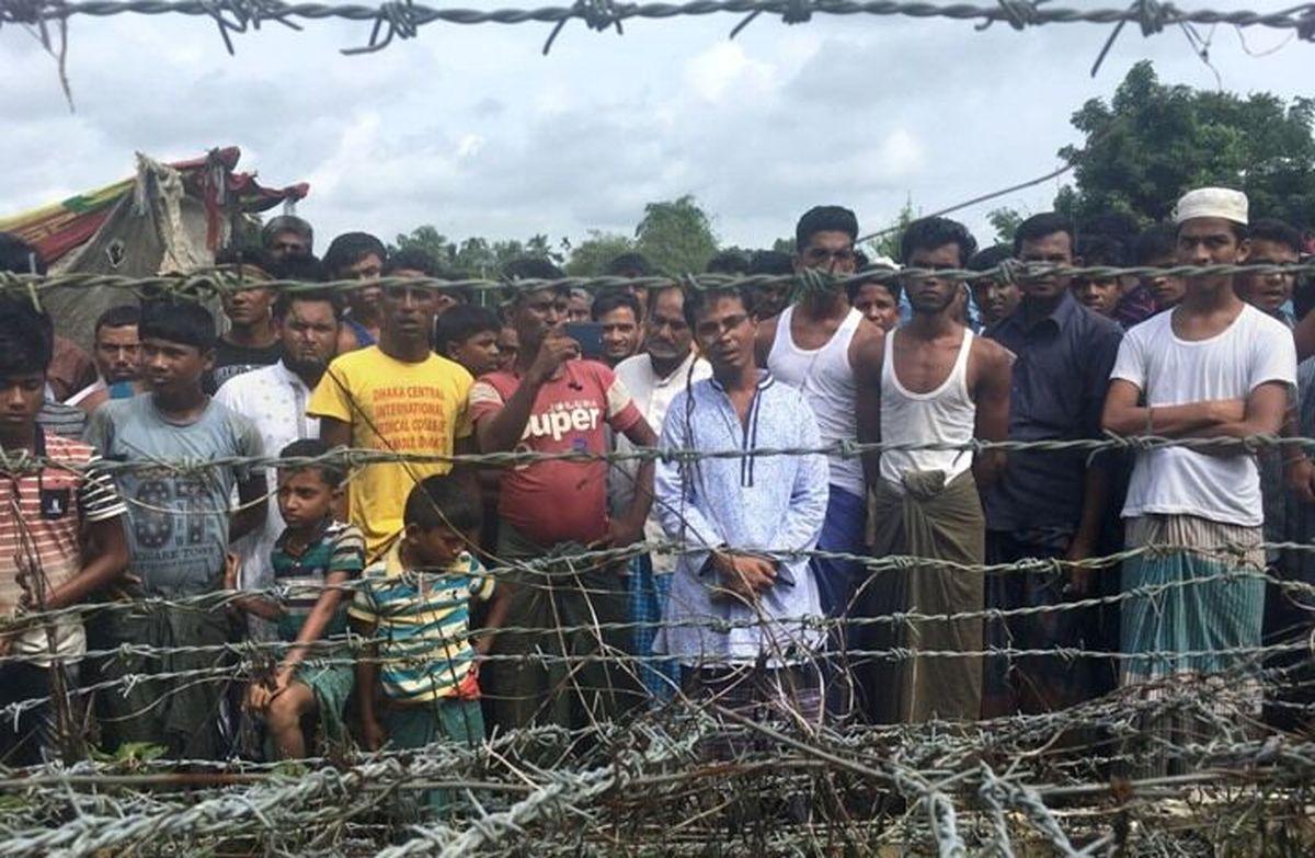 اعتراف دو نظامی میانمار به کشتار مسلمانان روهینگیا