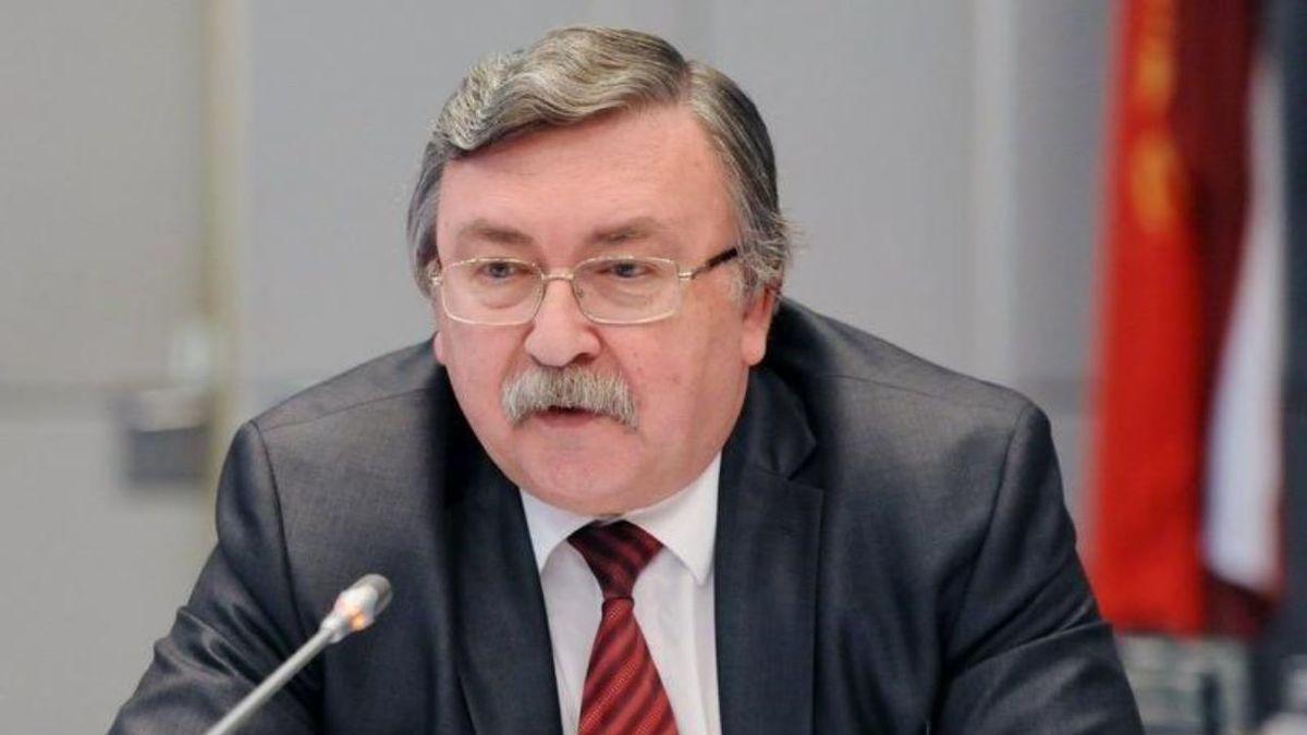 اولیانوف: ایران در حال فاصله گرفتن بیشتر از تعهداتش در برجام است