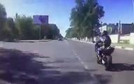 خوردن جگر کار دست سارقان موتورسوار داد