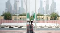 دبی   سقوط شدید جمعیت دوبی در منطقه خلیج فارس