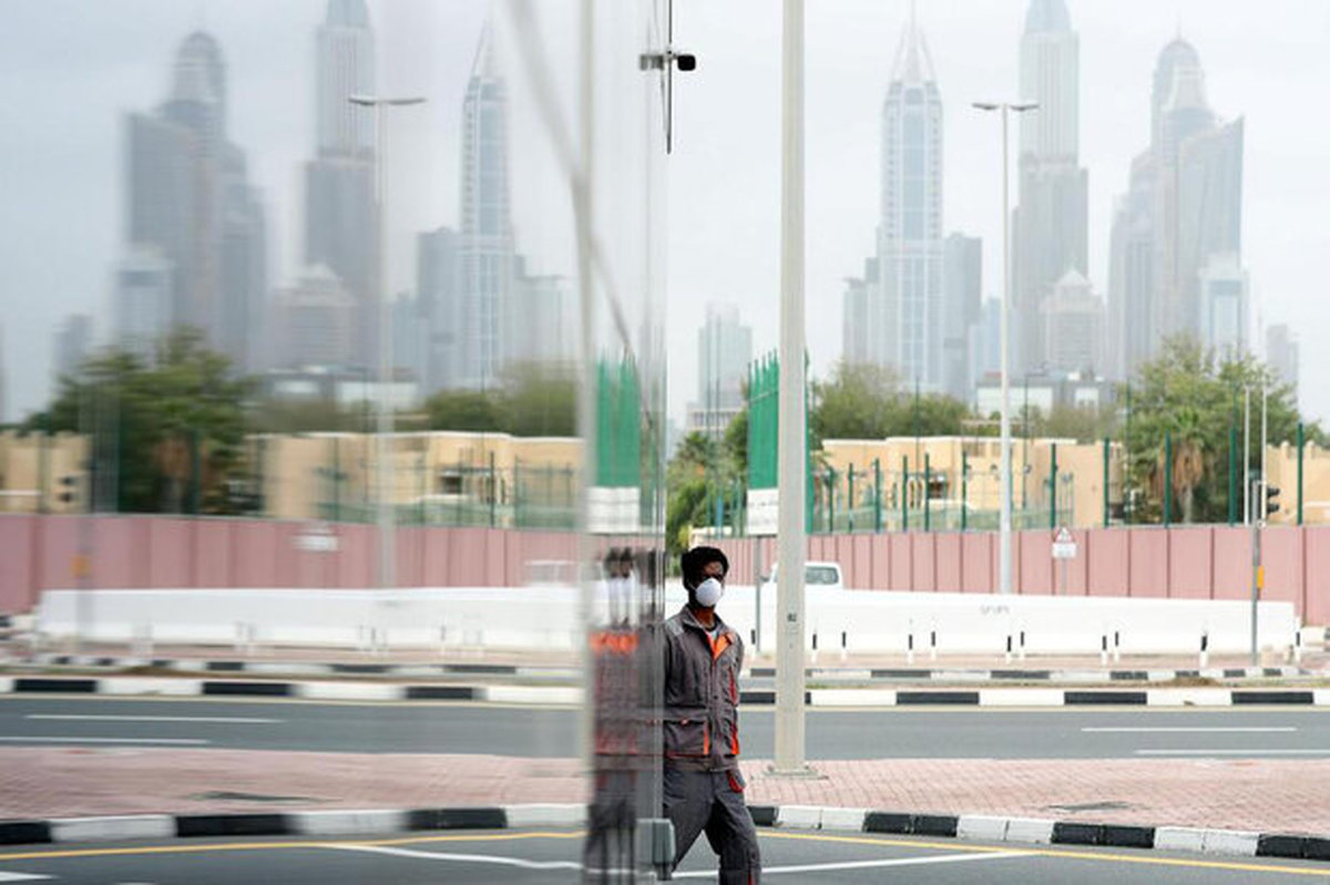 دبی | سقوط شدید جمعیت دوبی در منطقه خلیج فارس