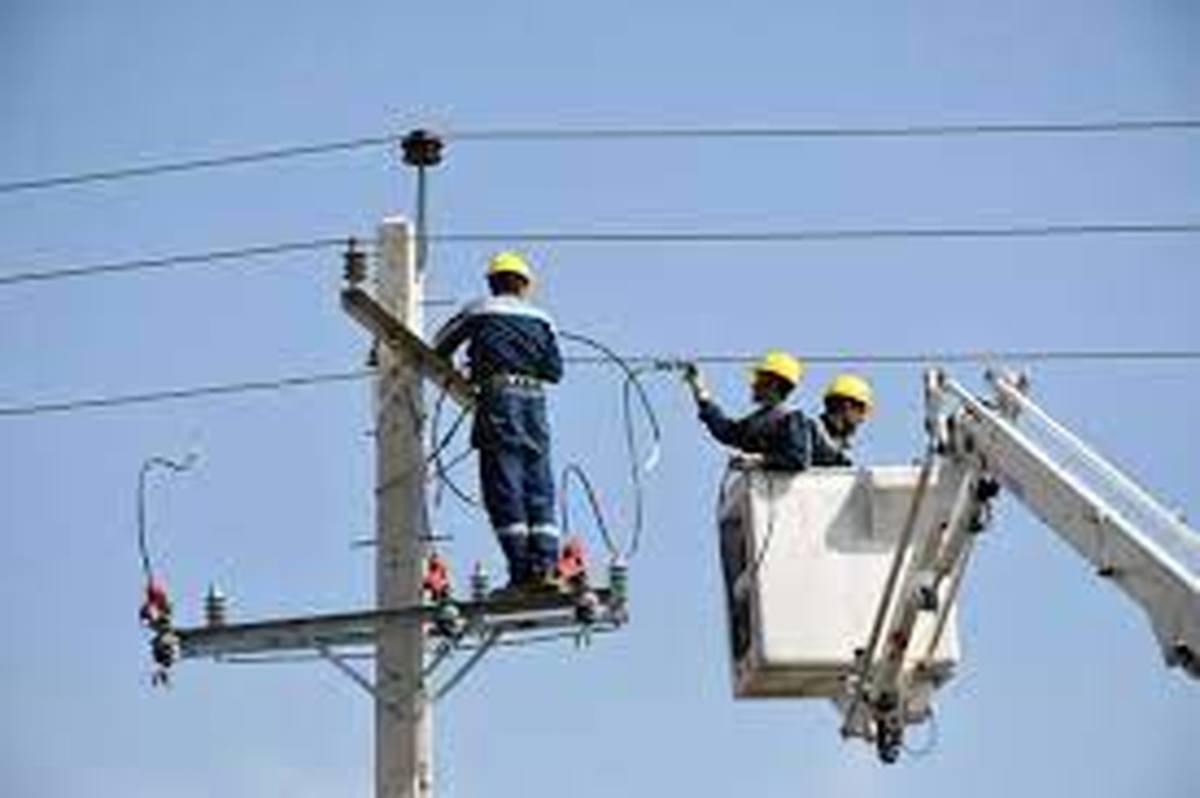 مشکل  برق در منطقه شرق تهران تا پایان امشب فع می شود
