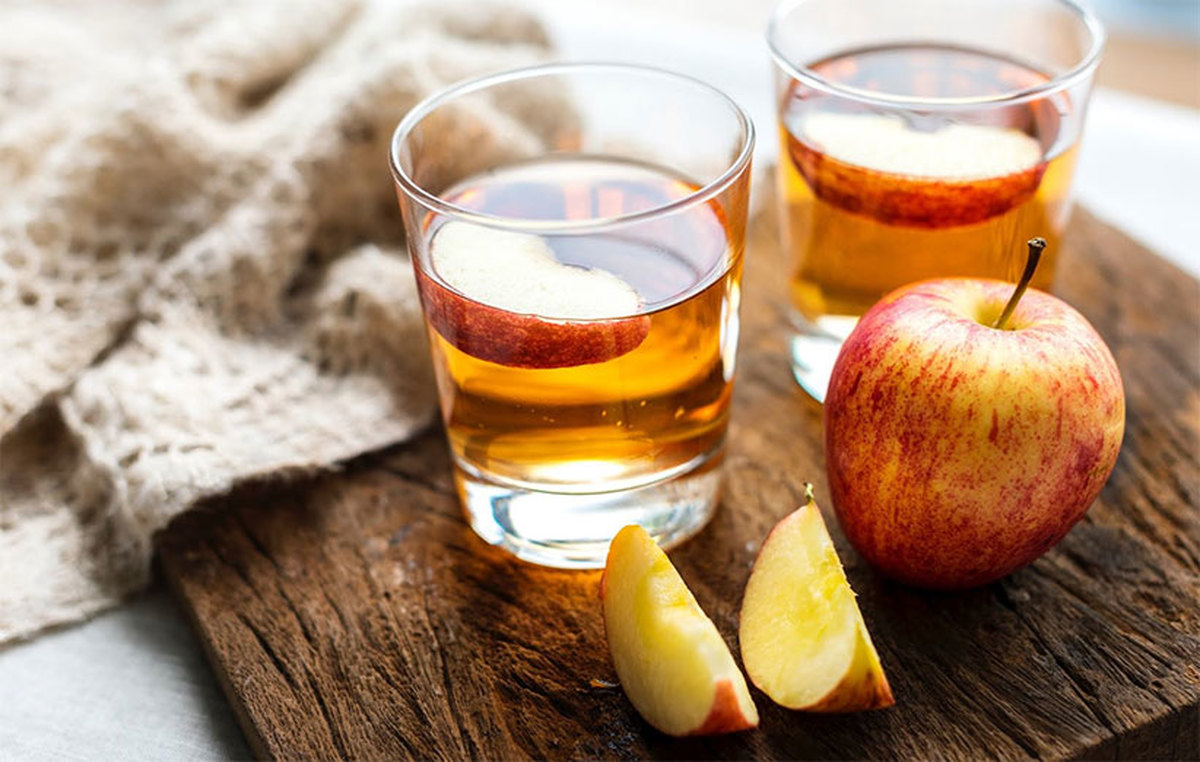 خواص فوق العاده   سرکه سیب