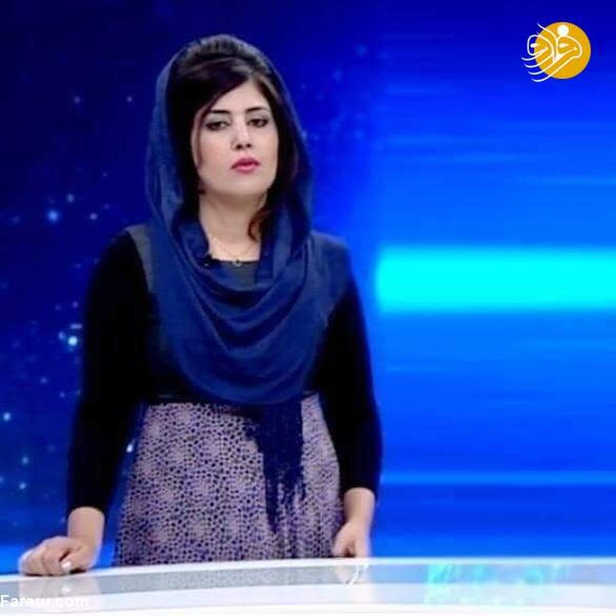 قتل مجری زن تلویزیون