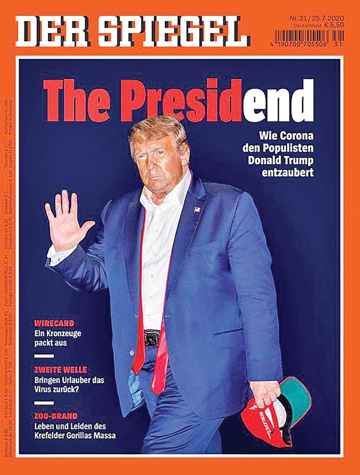 پیـشبینـی سرنوشت ترامپ | ساکن کاخسفید برای انتخاب مجدد به زحمت افتاده است