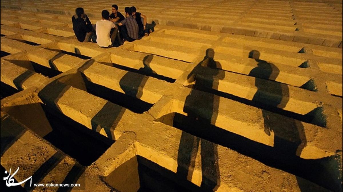 مکان گورستانهای جدید پایتخت مشخص شده است.
