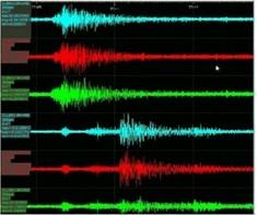 زلزلههای مکرر در مرز غرب ایران
