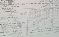 افشای فساد مالی محمد بن سلمان