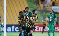 شانس خوب حریف آسیایی ذوبآهن در بازی برگشت لیگ قهرمانان