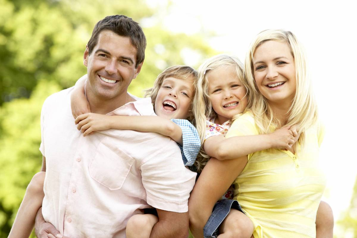 محیط مناسب خانواده، فضایی برای رشد فرزندان