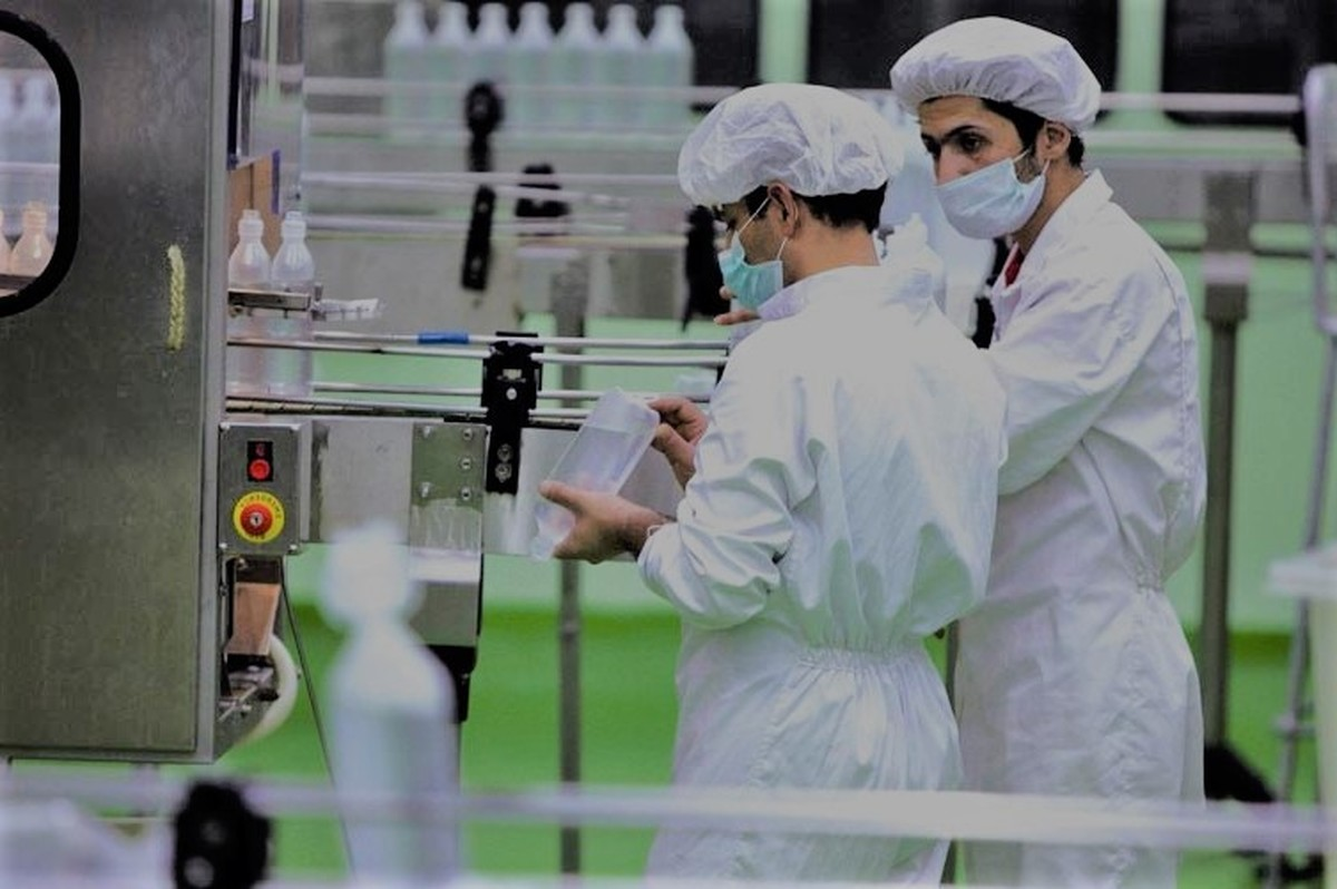 قول چین برای تامین مواد اولیه دارویی ایران