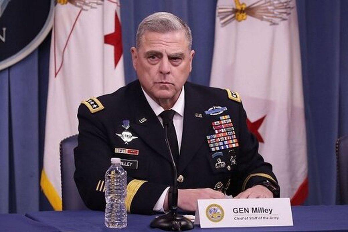 هشدار ژنرال میلی درباره قدرت گرفتن القاعده،داعش و جنگ داخلی در افغانستان