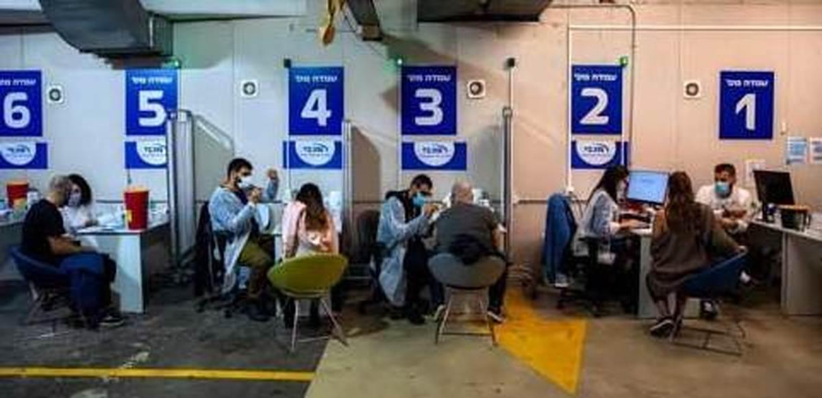 تعطیلی بخش کرونا در بیمارستان بزرگ تل آویو| بخش کرونا در بیمارستان تل آویو تعطیل شد؟