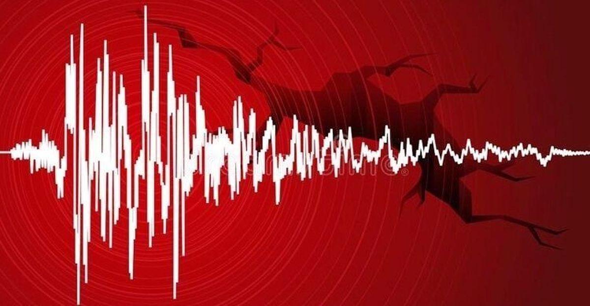 زلزله ای به بزرگی 4.4 ریشتر نهاوند را لرزاند