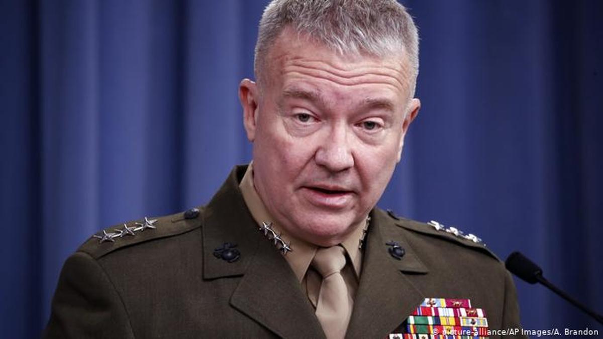 فرمانده سنتکام:  پایان دادن به جنگ یمن به نفع ایران نیست