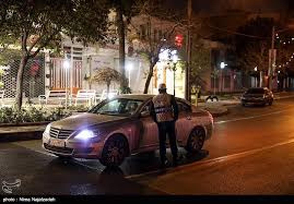 محدودیت منع تردد شبانه در تهران تمدید شد