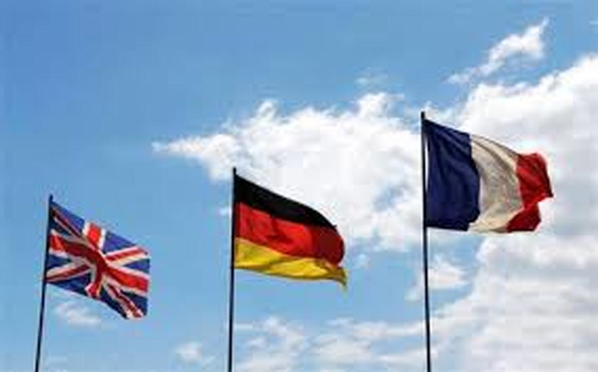 رایزنی وزرای خارجه 3 کشور اروپایی درباره ایران