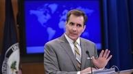 آمریکا      در حمله سوریه از اطلاعات عراق استفاده نکردیم