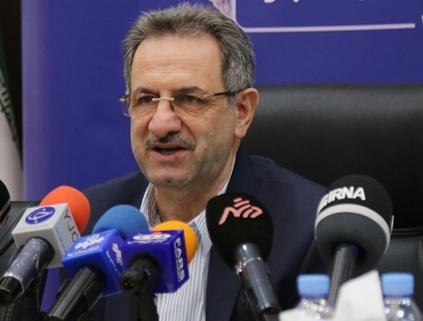 استاندار تهران  |  خدمترسانی به افراد فاقد ماسک ممنوع شد