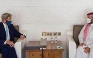 دیدار مهم جان کری با بن سلمان| طرح مسائل مهم در دیدار جان کری با بن سلمان