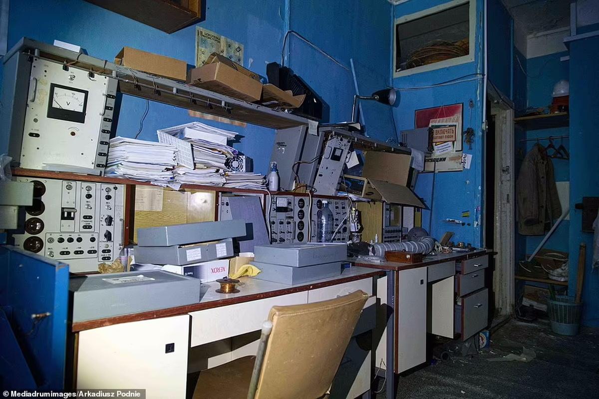 تصاویر منحصربفرد واختصاصی از نیروگاه هسته ای چرنوبیل  +عکس
