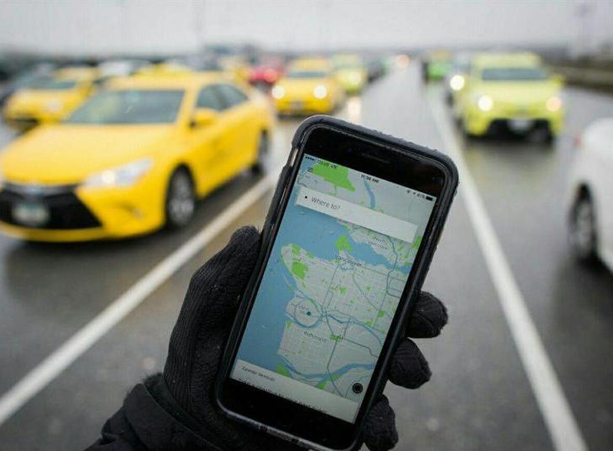 چرا کرایه تاکسی های اینترنتی گران شد؟   گرانی 50 درصدی تاکسی های اینترنتی
