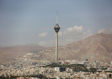 ازن دست از سر تهران بر نمی دارد | تداوم آلودگی هوای پایتخت