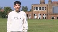 """موفقیت پسر ۱۸ ساله در دانشگاه """"آکسفورد"""" که از 9سالگی مراقب پدرمادر خود بود"""