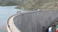 تنها ۳۰ درصد از مخازن سدهای مشهد آب دارد