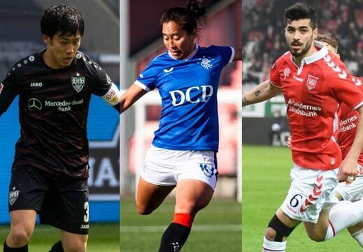 ۲ ایرانی نامزد عنوان بهترین لژیونر هفته فوتبال آسیا